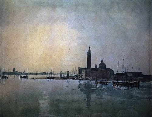 http://commons.wikimedia.org/wiki/File:Joseph_Mallord_William_Turner_-_San_Giorgio_Maggiore_at_Dawn_-_WGA23170.jpg