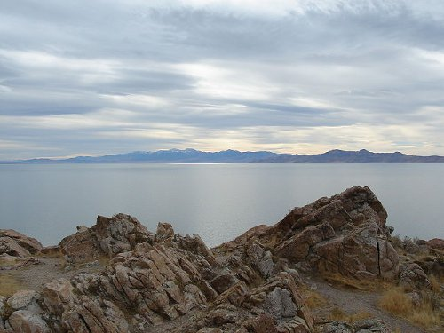 http://commons.wikimedia.org/wiki/File:Antelope_Island_Buffalo_Point_2005.jpg