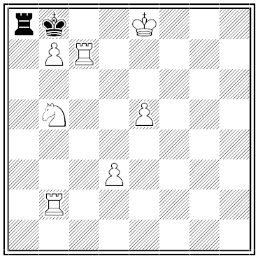 von holzhausen chess problem