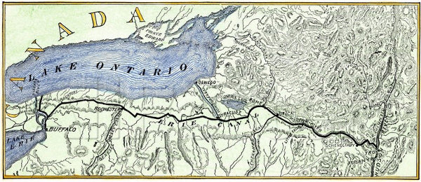 http://commons.wikimedia.org/wiki/File:Erie-canal_1840_map.jpg