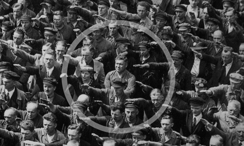 http://en.wikipedia.org/wiki/File:August_Landmesser.jpg