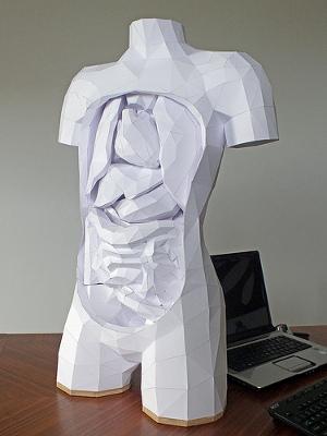 kiechle paper man