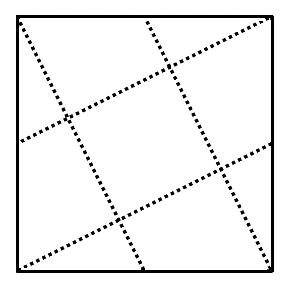 1/5 square theorem