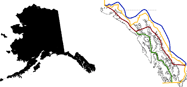 alaska panhandle dispute