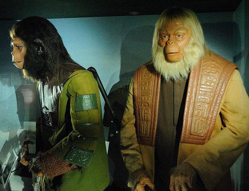 http://commons.wikimedia.org/wiki/File:Cornelius_%26_Dr._Zaius_@_EMP-SFM.jpg