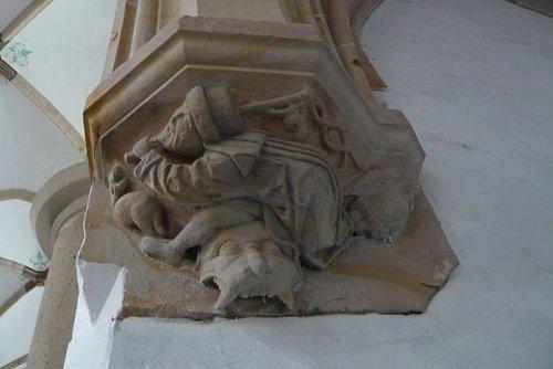 http://commons.wikimedia.org/wiki/File:Haarlem_Bavokerk_grote_hondeslager.jpg