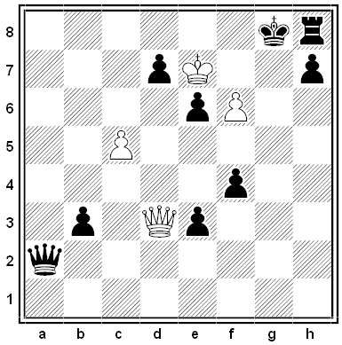 holst chess problem