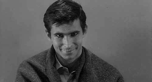 anthony perkins - psycho