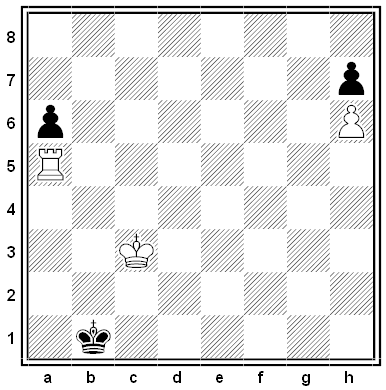 kuznecov and plaskin chess problem
