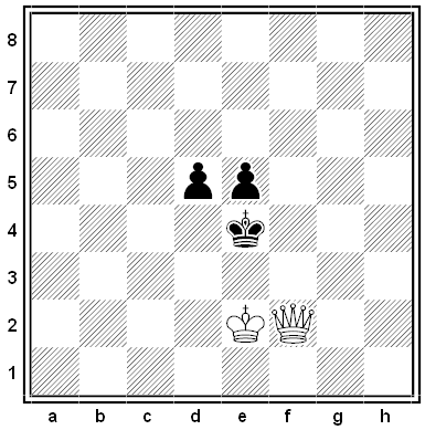 loyd chess problem