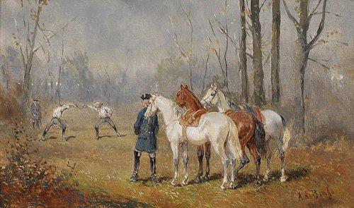 http://commons.wikimedia.org/wiki/File:Alexander_von_Bensa_Das_Duell.jpg