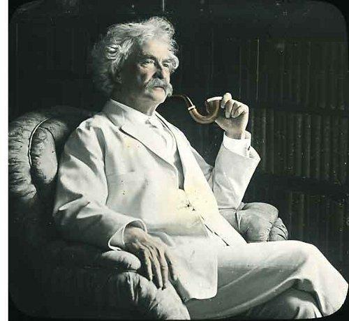 http://commons.wikimedia.org/wiki/File:RJ_Baker_Twain.jpg