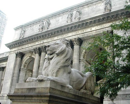 http://commons.wikimedia.org/wiki/File:New_York_Public_Library_060622.JPG