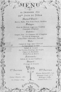 http://commons.wikimedia.org/wiki/File:Menu-siegedeparis.jpg