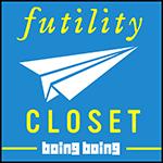 Futility Closet podcast logo