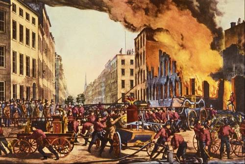 http://commons.wikimedia.org/wiki/File:The_Life_of_a_Fireman_-_Currier_and_Ives.png