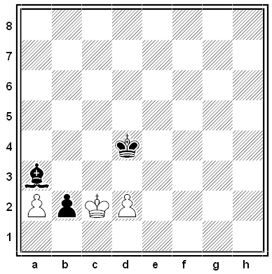 Pardee-Rubinstein chess problem