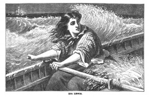 http://commons.wikimedia.org/wiki/File:Ida_Lewis_001.jpg