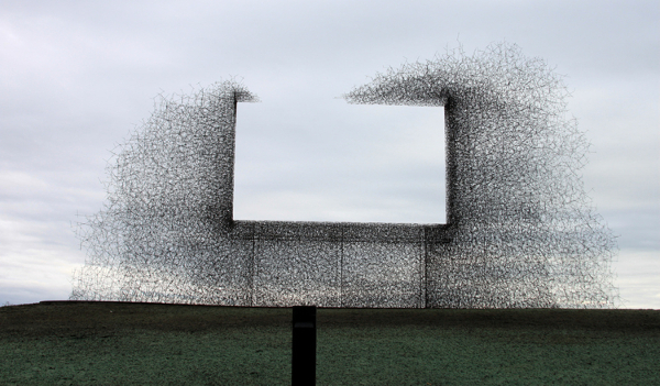 lead pencil billboard