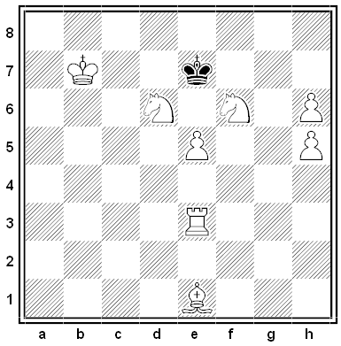 pierce chess problem