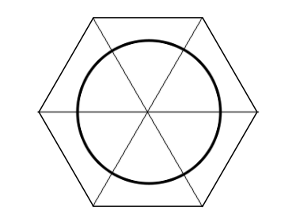 https://commons.wikimedia.org/wiki/File:Hexagon.svg