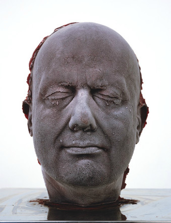 http://www.marcquinn.com/work/view/subject/self%20(blood%20head)/#/3203
