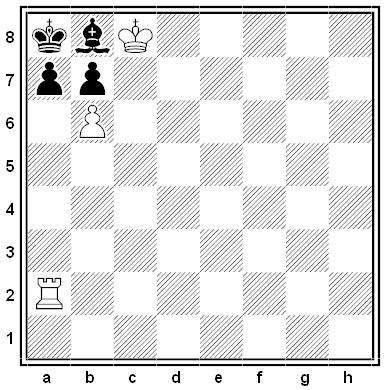 morphy chess problem