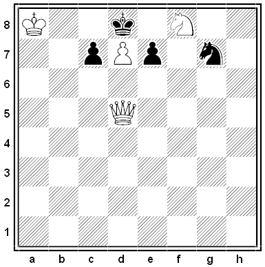maximov chess problem
