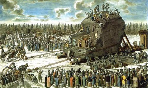 http://commons.wikimedia.org/wiki/File:Thunder_Stone.jpg