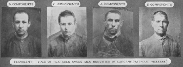 galton criminal composites