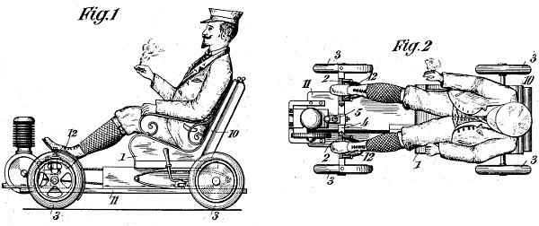 fischer patent