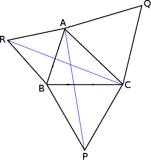 http://commons.wikimedia.org/wiki/File:Napoleon's_theorem.svg