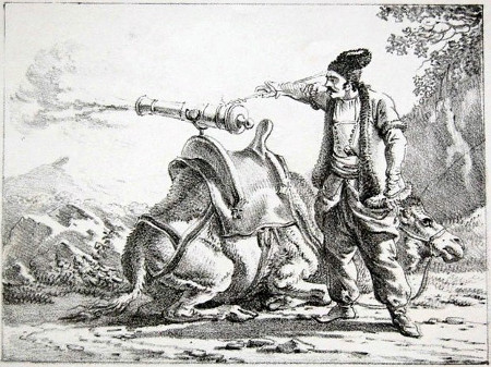 http://commons.wikimedia.org/wiki/File:Camel_artillery_iran.JPG