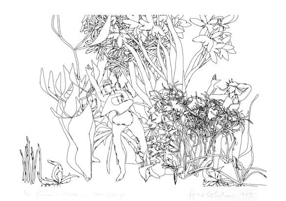 aaron's garden