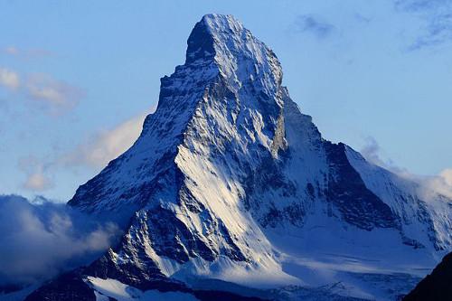 http://commons.wikimedia.org/wiki/File:Matterhorn_from_Domh%C3%BCtte_-_2.jpg