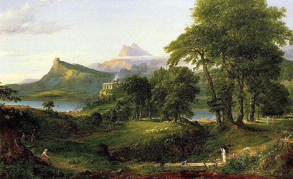https://commons.wikimedia.org/wiki/File:Cole_Thomas_The_Course_of_Empire_The_Arcadian_or_Pastoral_State_1836.jpg