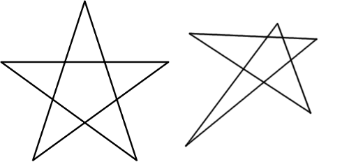 http://commons.wikimedia.org/wiki/File:Pentagram.svg