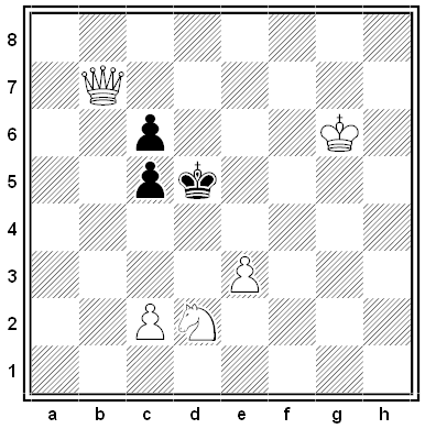 legentil chess problem