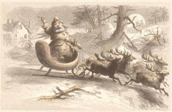 https://commons.wikimedia.org/wiki/File:Santa_Dashing_Off_Through_The_Night.jpg