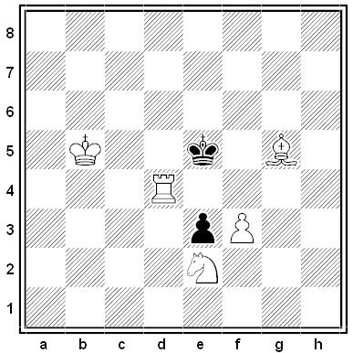 ropet chess problem