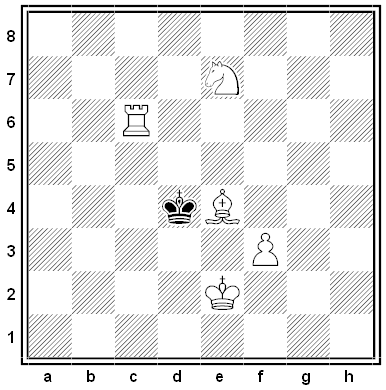 tanner chess problem