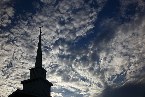 https://commons.wikimedia.org/wiki/File:Sky-church-steeple_-_West_Virginia_-_ForestWander.jpg
