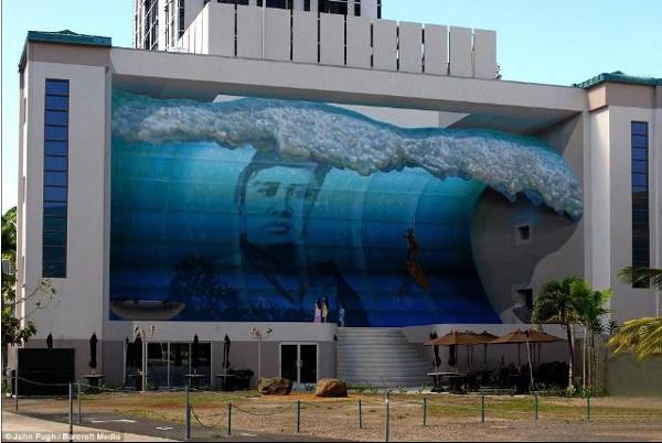 Mana Nalu mural