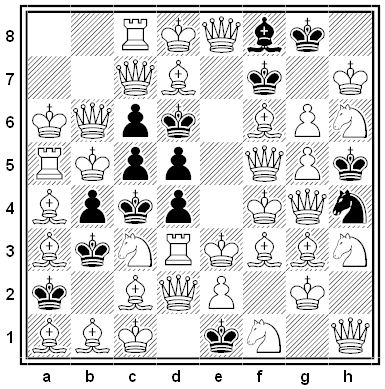 spencer chess problem