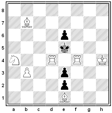 mikkelsen chess problem