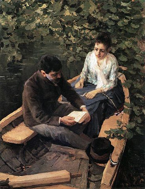 https://commons.wikimedia.org/wiki/File:K._Korovin_-_In_the_boat.jpg