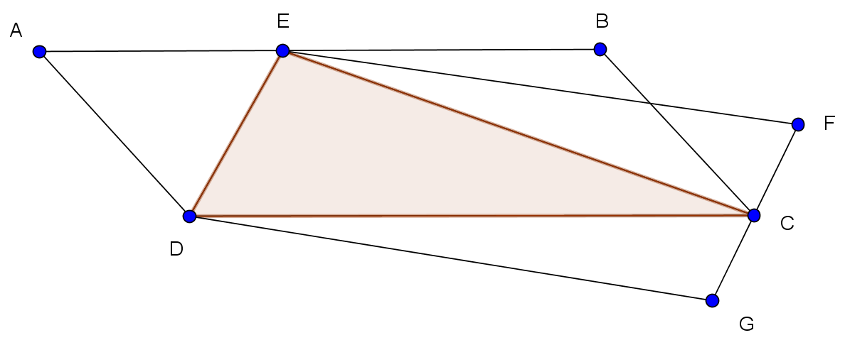 parallelogram puzzle - solution