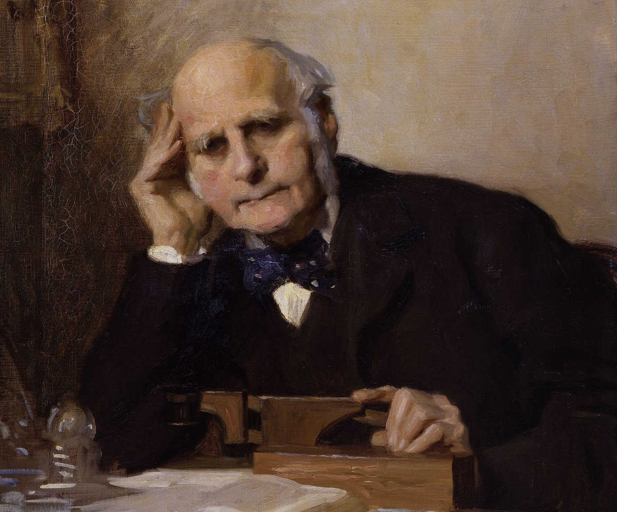 https://commons.wikimedia.org/wiki/File:Sir_Francis_Galton_by_Charles_Wellington_Furse.jpg