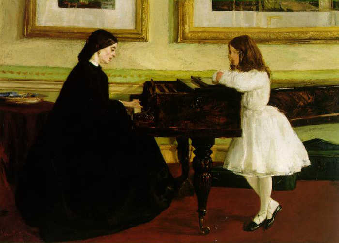 https://commons.wikimedia.org/wiki/File:Whistler_-_At_the_Piano.jpg