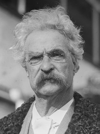 https://commons.wikimedia.org/wiki/File:Mark_Twain_1909.jpg